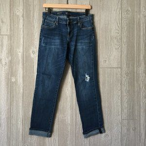 KUT from the Kloth Light Denim Catherine Boyfriend